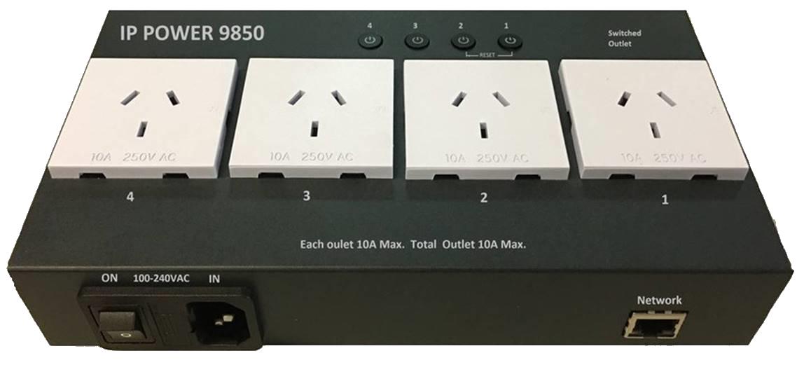 Announcing the Aviosys IP Power IP9850