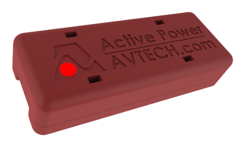 New AVTECH Software Active Power Sensor
