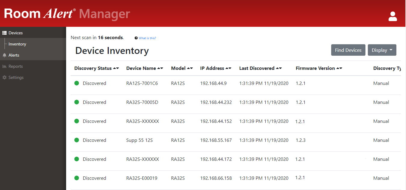 Introducing AVTECH Room Alert Manager