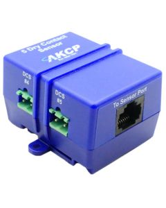 AKCP 5 Dry Contact Inputs