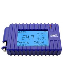 AKCP LCD Sensor Display