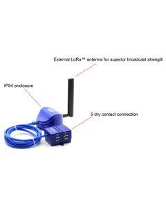 AKCP LoRa 5 Dry Contact Inputs
