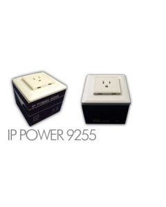 Aviosys IP Power 9255 Ethernet Remote Power Switch with Single Euro socket