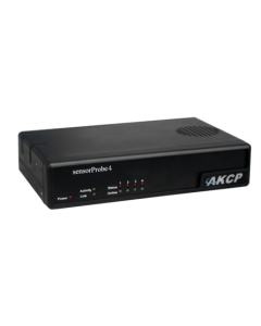 AKCP sensorProbe4 4 Port Environment Monitor with PoE
