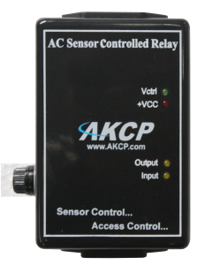 AKCP Sensor Controlled Relay