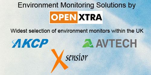 Server Room Monitoring