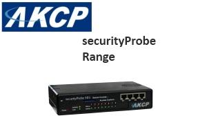 AKCP securityProbe Range