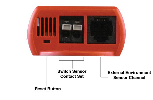 Room Alert 3E Sensor Connectors